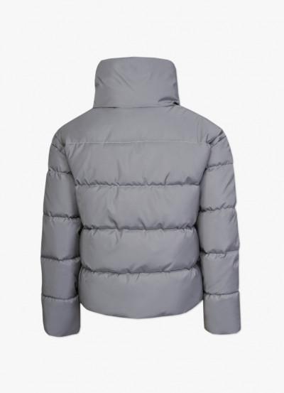 Утепленная стеганая куртка
